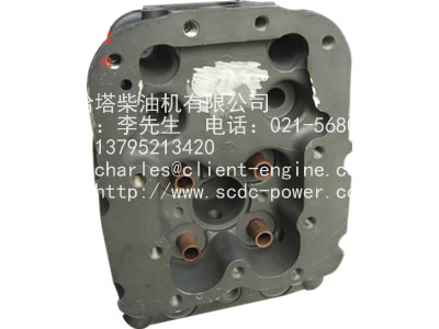 11118123216-MTU SPARE PARTS-SCDC|cylinder head 956-MTU engine|diesel