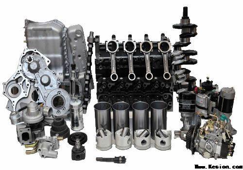 MTU spare parts_5361800619_OIL LINE