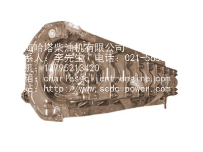MTU SPARE PARTS-16V396|cylinder block-1121124916