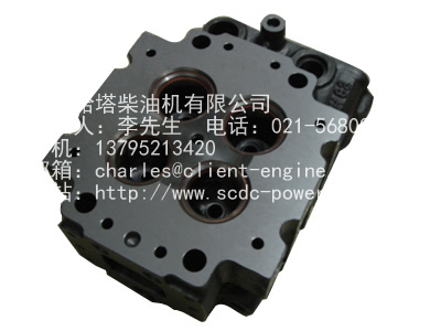 MTU SPARE PARTS-SCDC|Cylinder Head 396-11212343616