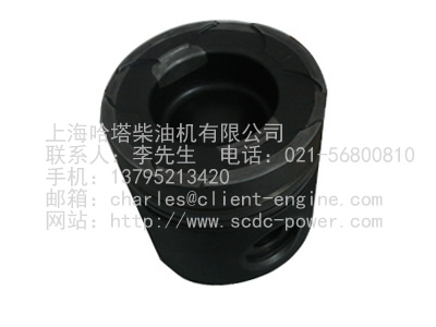 Piston-SHANGHAI CLIENT DIESEL ENGINE CO ,LTD - 1