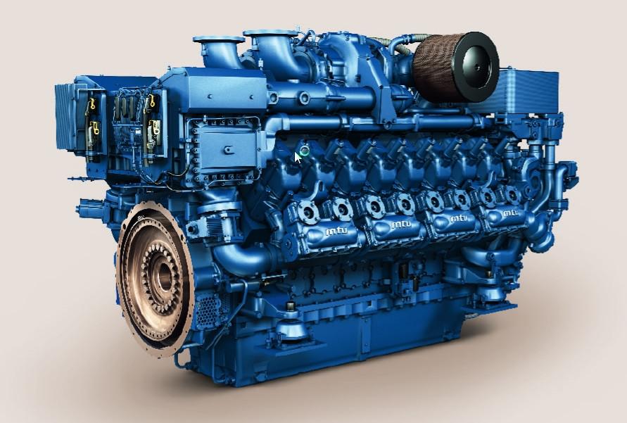 mtu marine engines review-mtu marine engines review